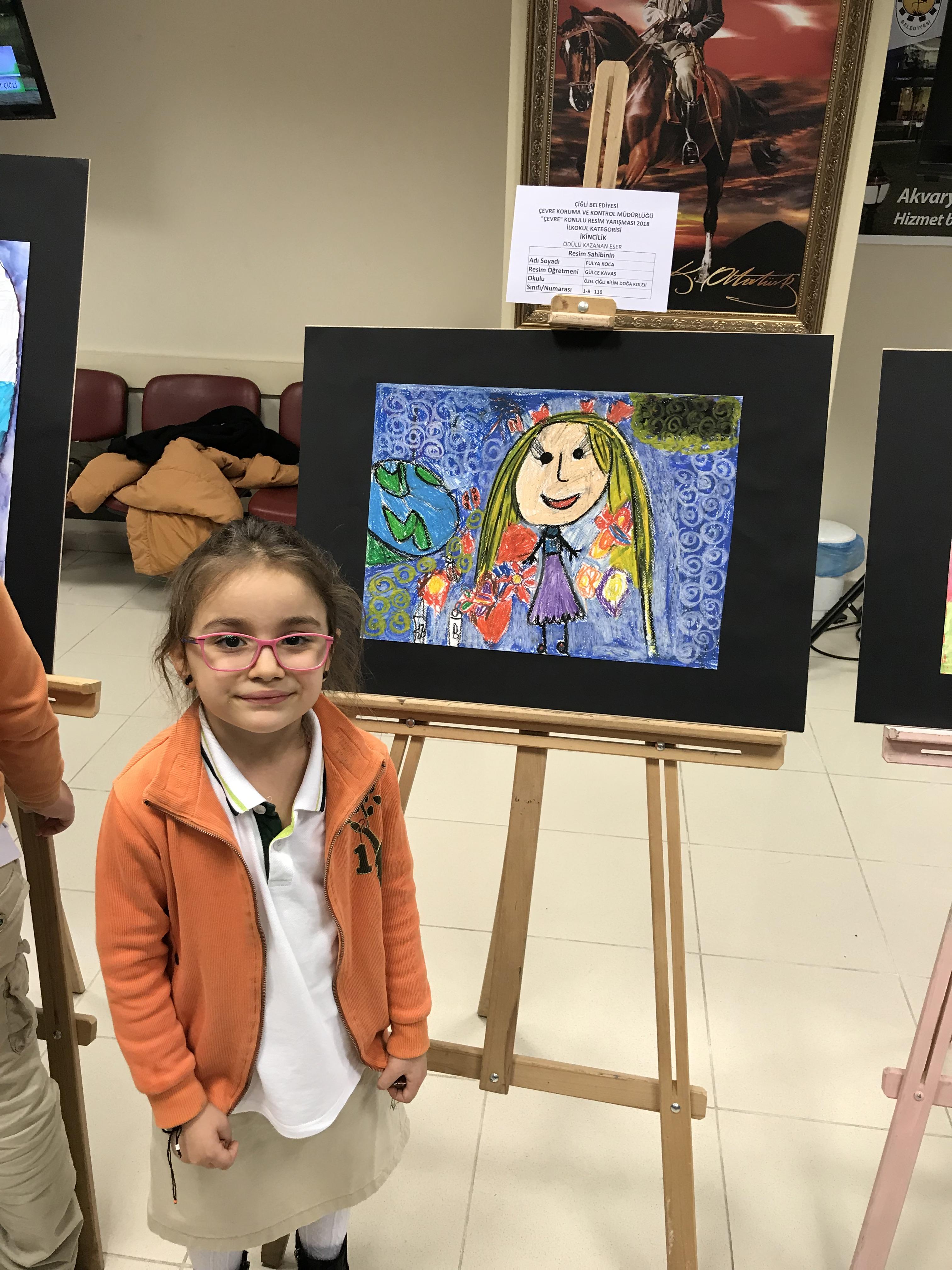 Çiğli Çevre Konulu Resim Yarışması – Çocuk Yarışmaları