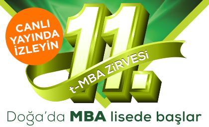11. t-MBA ZİRVESİ İÇİN GERİ SAYIM BAŞLADI!