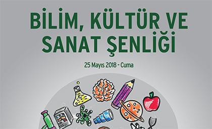 BİLİM, KÜLTÜR ve SANAT ŞENLİĞİ 25 MAYIS