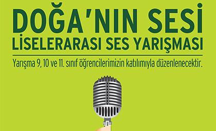 """DOĞA KOLEJİ SES YILDIZINI ARIYOR! """"DOĞA"""