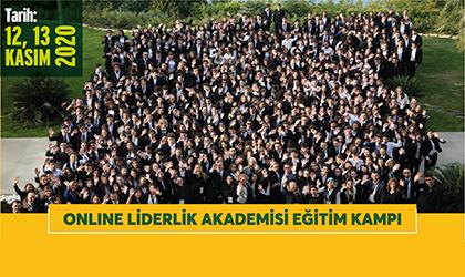 """500 LİDERLİK AKADEMİSİ ÖĞRENCİSİ """"t-MBA LİDERLİK AKADEMİSİ EĞİTİM KAMPI""""NDA BULUŞUYOR!"""
