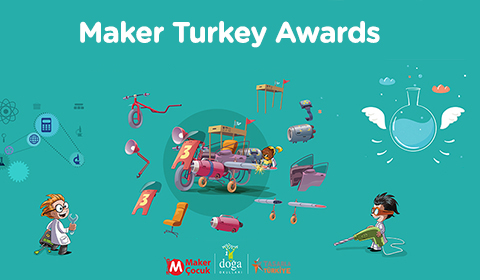 MAKER TURKEY COMPETITIONS WINNER GOT THEIR AWARDS