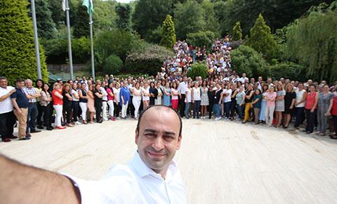 DOĞA OKULLARI'NIN EĞİTİMCİLERİ ''YAŞAYARAK'' ÖĞRENİYOR!