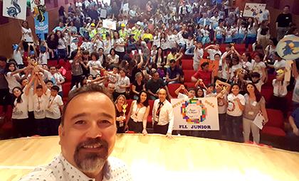FIRST® LEGO® League Junior (FLL Jr.®) İSTANBUL FİNALİYLE SONA ERDİ