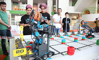 VEX ROBOTICS OFF-SEASONS TURNUVASI