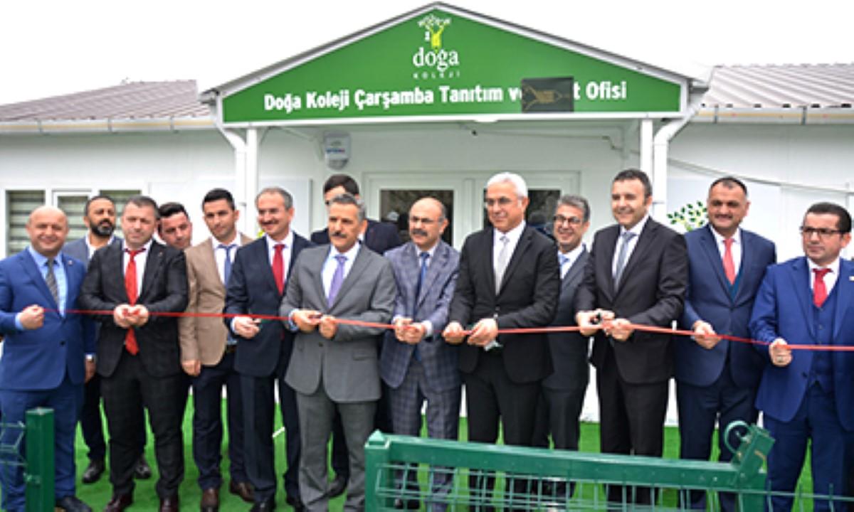 DOĞA KOLEJİNDEN SAMSUN'A İKİNCİ KAMPÜS