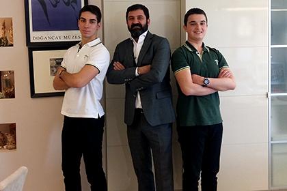 ZEN PIRLANTA CEO'SU EMİL GÜZELİŞ'LE KARİYER YOLCUĞU RÖPORTAJI
