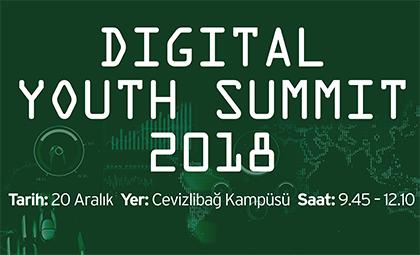 t-MBA DIGITAL YOUTH SUMMIT 2018 CEVİZLİBAĞ KAMPÜSÜNDE DEVAM EDİYOR
