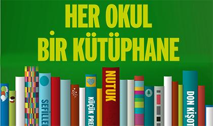 """t-MBA LİDERLİK AKADEMİSİ """"HER OKUL BİR KÜTÜPHANE"""" PROJESİ İLE 95 DEVLET OKULUNA KİTAP BAĞIŞINDA BULUNUYOR!"""