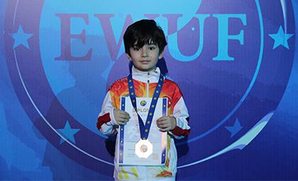 kungfu, spor başarısı, şampiyonluk