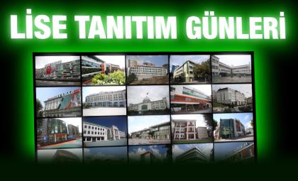 LİSE TANITIM GÜNLERİ NİN İKİNCİSİ 20 TEMMUZ DA GERÇEKLEŞTİ