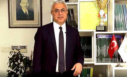 Genel Müdürümüz Ali Rıza Lüle, 24 Kasım Öğretmenler Günü nü kutladı.