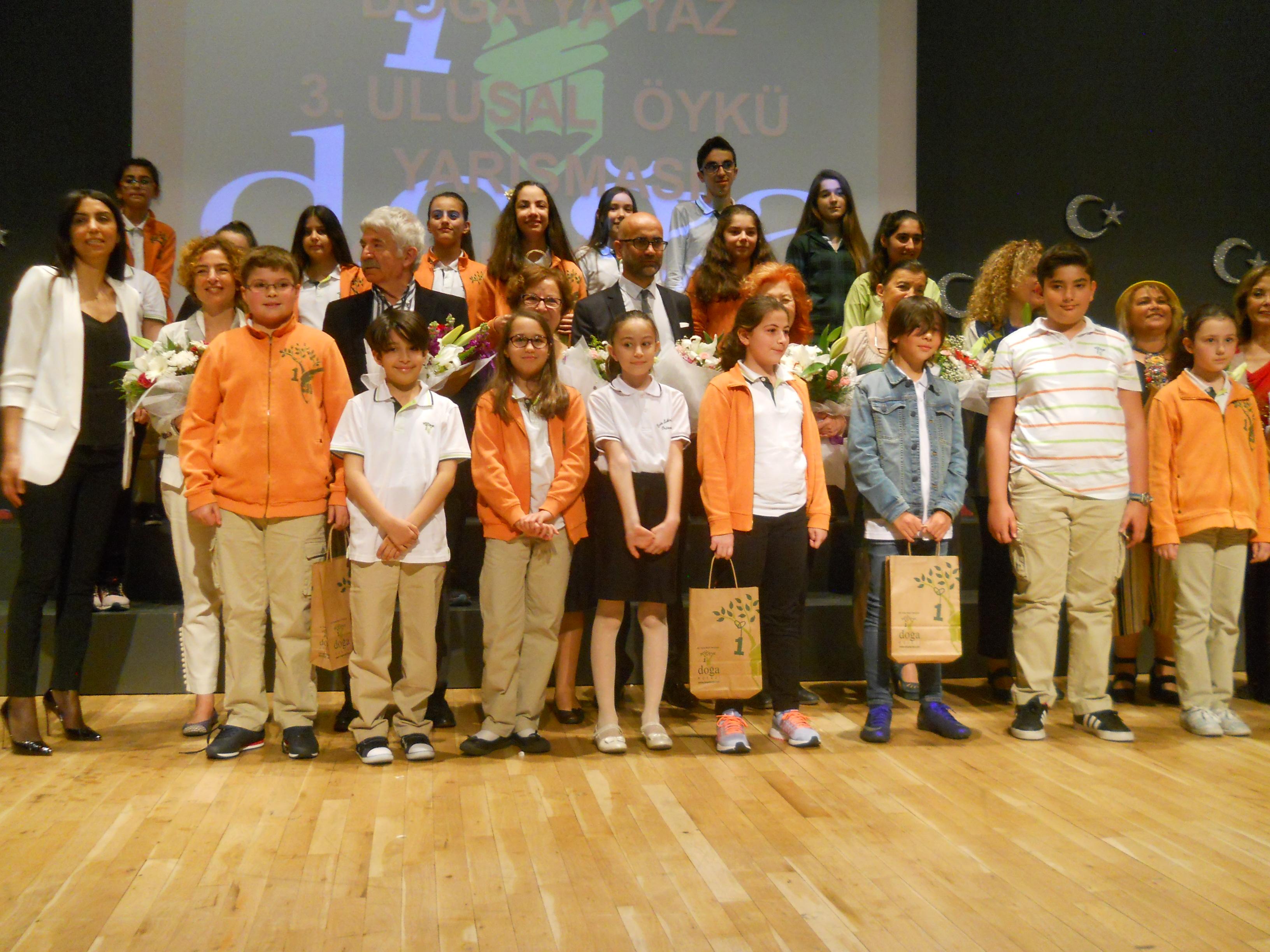 Doğa Okulları 3. Öykü Yarışması 2016 11