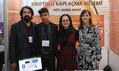 """""""DOĞA"""" HARİKALARI 153 PROJEYLE TÜBİTAK PROJE YARIŞMASINA KATILDI"""