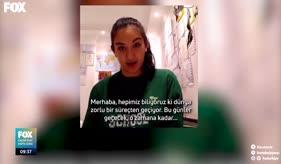 """FOX TV - 7 DİLDE """"EVDE KAL""""ÇAĞRISI"""
