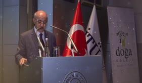 PROF. DR. MEHMET KARACA, İTÜ ETA VAKFI DOĞA KOLEJİ LİSANSLI OKUL KURUCULARIYLA BİR ARAYA GELDİ