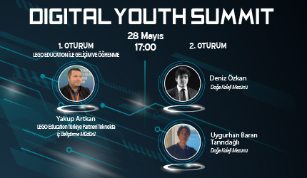 28 MAYIS t-MBA DIGITAL YOUTH SUMMIT KONUĞUMUZ YAKUP ARTKAN