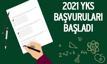 2021 YKS BAŞVURULARI BAŞLADI
